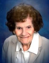 Frances Landers obituary photo
