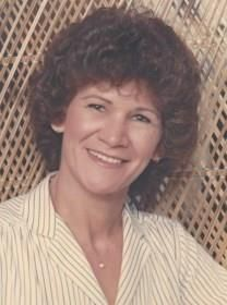 Mary Jeanette Martin obituary photo
