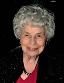 June Elizabeth Gettings obituary photo
