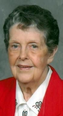 Alberta Jean Ridgley obituary photo