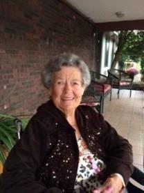 Betty Bates McCoin obituary photo
