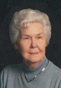 Gladys Bowen obituary photo