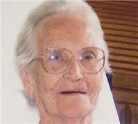 Maude Williams Buchanan obituary photo