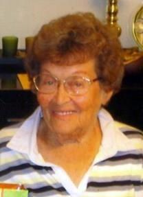 Muriel Sally Daves Nicora obituary photo