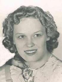 Loella G. Vanderport obituary photo