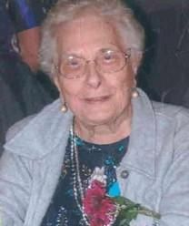 Erna Clara Mazan obituary photo