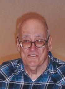 Eugene James Pfankuch obituary photo