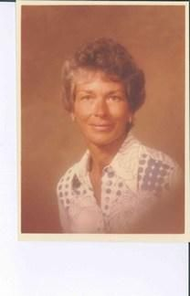 Nancy Lewis Burns obituary photo