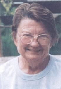 Lanice G. Fuhrman obituary photo