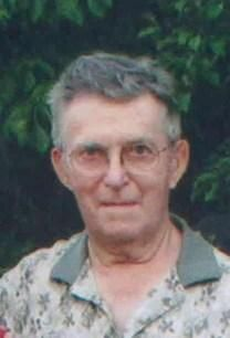 Frank G. Shafarik obituary photo