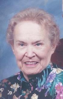 Dorothy Wilma Swanson obituary photo