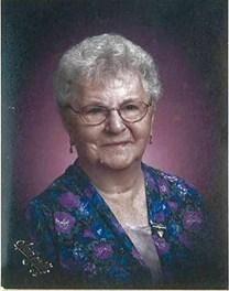 Thelma Louise Griffith obituary photo