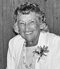 Rose Marie Martinson obituary photo
