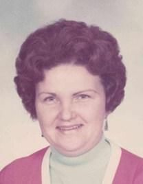 Annette B. Helander obituary photo