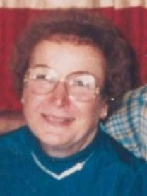 Irene L. Regorrah obituary photo