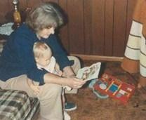 Virginia Ruth Hamblin obituary photo