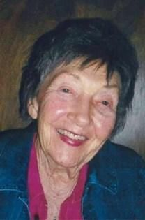 Jean Marie Ollis obituary photo