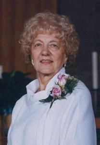 Edith Caroline Johnson obituary photo
