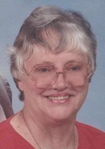 Joan Darlene Tinker obituary photo