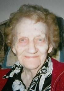 Hazel Florence Ring obituary photo