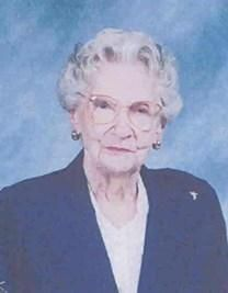 Doris Jenson obituary photo