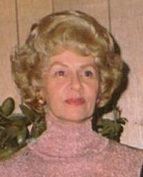 Trudy Wall obituary photo