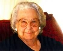 Virginia Lois Anthony obituary photo