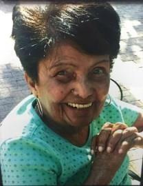 Hilda Menar obituary photo