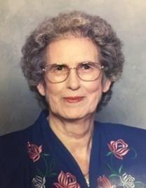 Bessie Irene Russell obituary photo