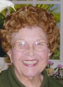 Mildred LaVerne Stoppel obituary photo