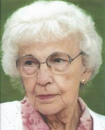 Violet Helen Reising obituary photo