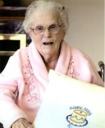 Minnie Leona Campbell obituary photo