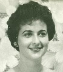 Maria Filipidis obituary photo
