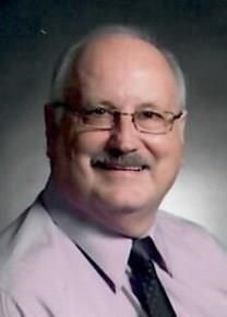 Gerald Crawford obituary photo