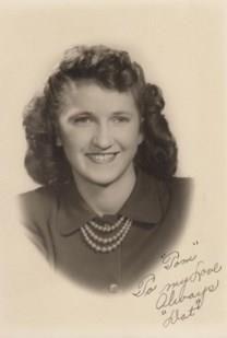 Dorothy Aluisio obituary photo