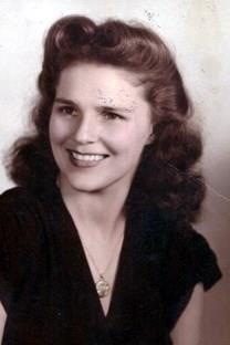 Edith Perkins Flurry obituary photo