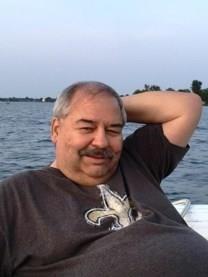 Keith Gerard Bertrand obituary photo