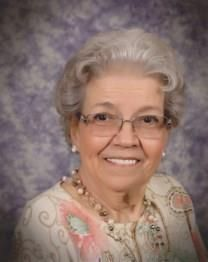 Margaret Ophelia Vroman obituary photo
