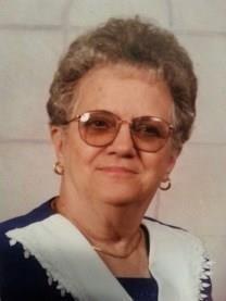 Frances Funkhouser Armentrout obituary photo
