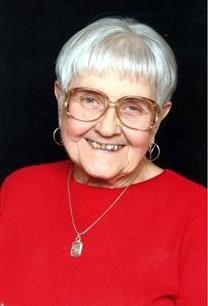 Anna Josephine Branz obituary photo