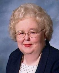 Shirley Dobbins Middleton obituary photo