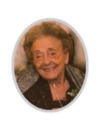 Frances Vincent Gudely obituary photo