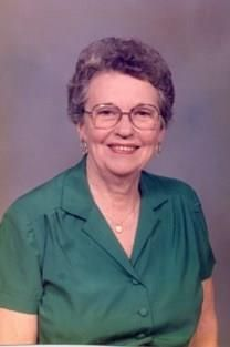 Ruby L Tiemann Krieg obituary photo