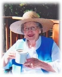 Anna B. Irvine obituary photo