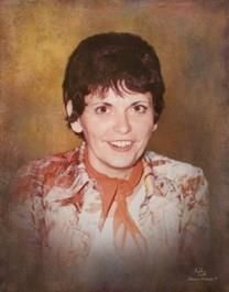 Patricia Ann Garrett obituary photo