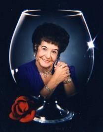 Margaret Warden Lightfoot obituary photo
