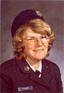 Linne Parker Gould obituary photo