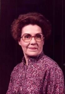 Helen R. Furlow obituary photo