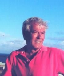 Peter Flint obituary photo