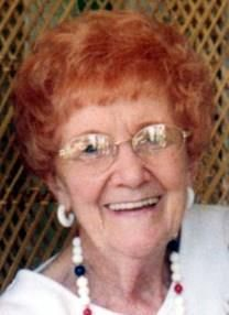 MaryRose Smith obituary photo
